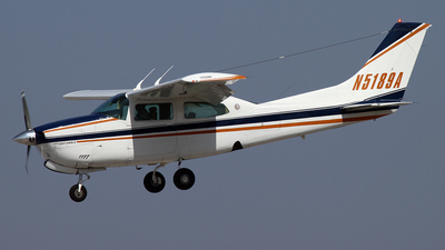 N5189A - Cessna T210N Turbo Centurion - Private