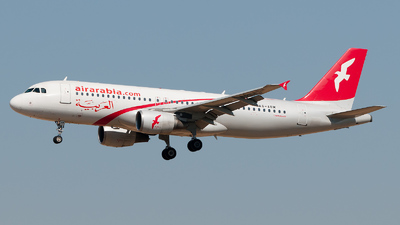 A6-ABM - Airbus A320-214 - Air Arabia