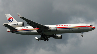 B-2175 - McDonnell Douglas MD-11(F) - China Eastern Cargo