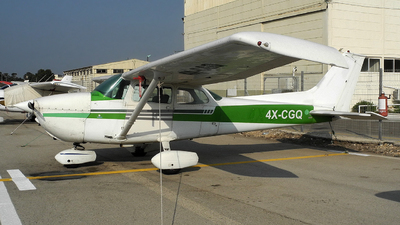 4X-CGQ - Cessna 172M Skyhawk - Private
