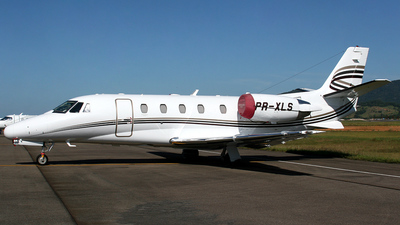 A picture of PRXLS - Cessna 560XLS Citation Excel - [5605607] - © Bruno Orofino