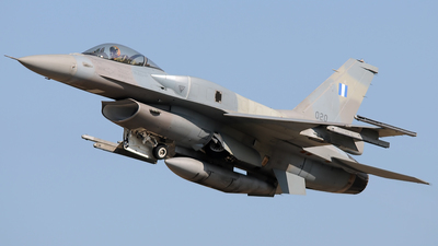 020 - Lockheed Martin F-16CJ Fighting Falcon - Greece - Air Force