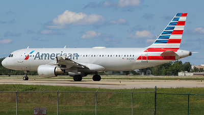 A picture of N124US - Airbus A320214 - American Airlines - © Chrisjake - OPShots photo team
