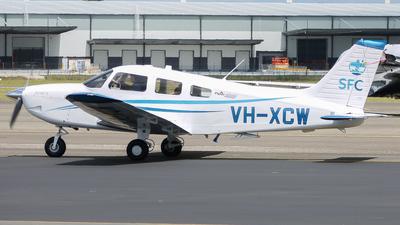 VH-XCW - Piper PA-28-181 Archer TX - Schofields Flying Club