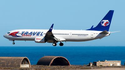 A picture of OKTSI - Boeing 7379GJ(ER) - Smartwings - © Pablo Gonzalez de Leon