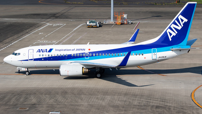 JA01AN - Boeing 737-781 - All Nippon Airways (ANA)