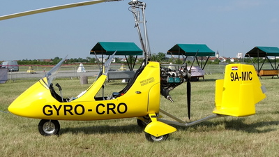 9A-MIC - AutoGyro Europe MTOsport  - Private