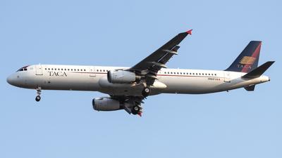 N568TA - Airbus A321-231 - TACA Perú
