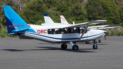 ZK-ORC - Gippsland GA-8 Airvan - Glenorchy Air
