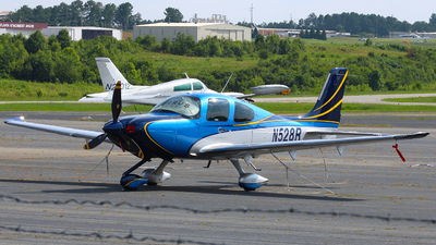 N528R - Cirrus SR22T - Private