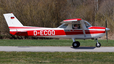 D-ECQQ - Reims-Cessna F150L - Private