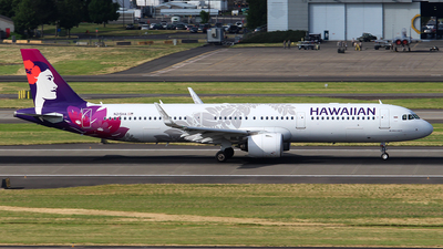 N215HA - Airbus A321-271N - Hawaiian Airlines