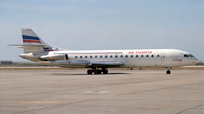 F-GDFY - Sud Aviation SE 210 Caravelle 10B3 - Air Charter International