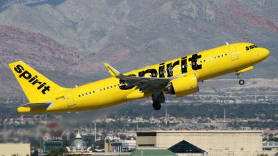 N910NK - Airbus A320-271N - Spirit Airlines