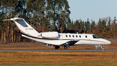 EC-MOQ - Cessna 525 Citation CJ4 - Private