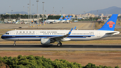 B-8638 - Airbus A321-211 - China Southern Airlines