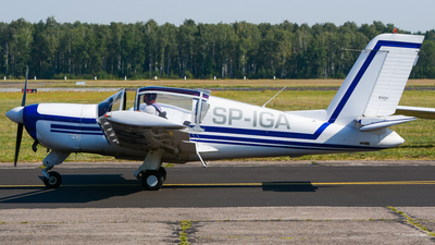 SP-IGA - PZL-Okecie 110 Koliber 160A - Private