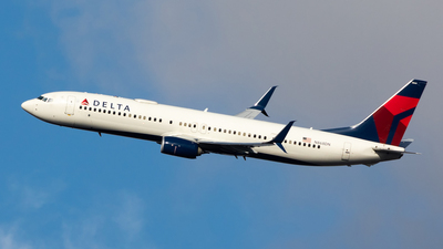 A picture of N868DN - Boeing 737932(ER) - Delta Air Lines - © HAOFENG YU