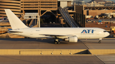 N255CM - Boeing 767-223(BDSF) - Air Transport International (ATI)