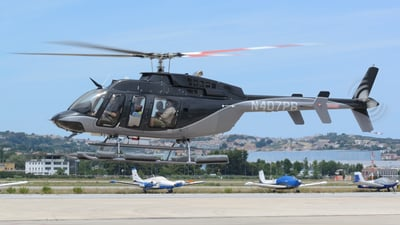 N407PB - Bell 407 - Private
