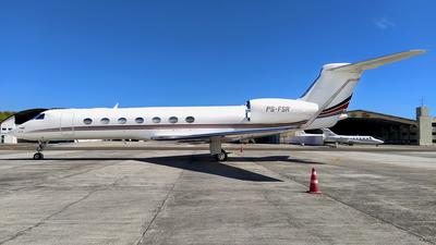 PS-FSR - Gulfstream G550 - Private