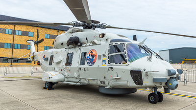 N-175 - NH Industries NH-90NFH - Netherlands - Navy