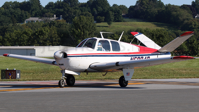 N5084C - Beechcraft B35 Bonanza - Private