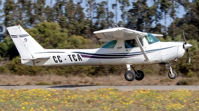 CC-TCA - Cessna 152 - Private