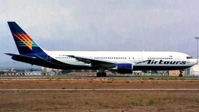 G-SJMC - Boeing 767-31K(ER) - Airtours International Airways