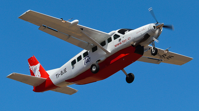 TI-BJE - Cessna 208B Grand Caravan - TAC Airlines -Transportes A�reos Costarricense-