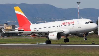 A picture of ECMFO - Airbus A319111 - Iberia - © Gabriele Fontana - Tuscan Aviation