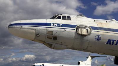 RF-01502 - Myasischev VM-T Atlant - Myasishchev Design Bureau