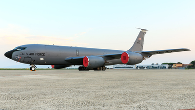 59-1498 - Boeing KC-135R Stratotanker - United States - US Air Force (USAF)