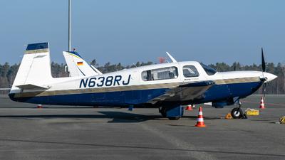 N638RJ - Mooney M20M Bravo - Private