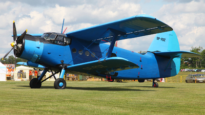 SP-FDZ - PZL-Mielec An-2 - Untitled