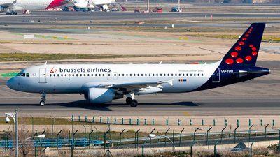 A picture of OOTCQ - Airbus A320214 - Brussels Airlines - © Pablo Gonzalez de Leon