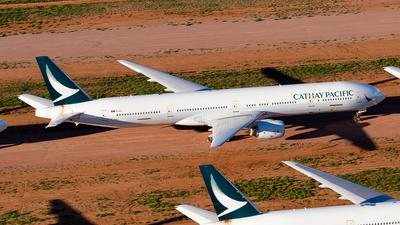 B-HNJ - Boeing 777-367 - Cathay Pacific Airways