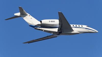 D-BOOC - Cessna 750 Citation X - Air X