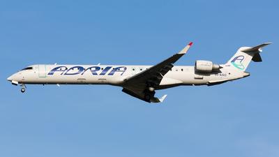 A picture of S5AAO - Bombardier CRJ900LR - Adria Airways - © Thomas Ernst