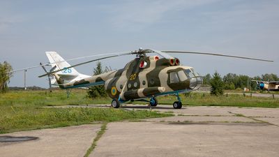 20 - Mil Mi-8MTV Hip - Ukraine - Air Force