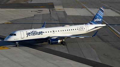 N231JB - Embraer 190-100IGW - jetBlue Airways