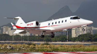 PP-CTP - Bombardier Learjet 60XR - Private