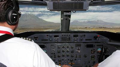 N454YV - Bombardier Dash 8-Q202 - LC Perú