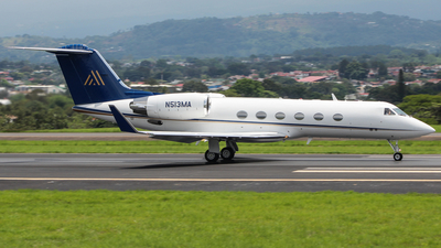 N513MA - Gulfstream G-IV - Private