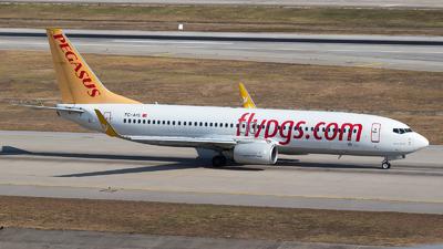 TC-AIS - Boeing 737-82R - Pegasus Airlines