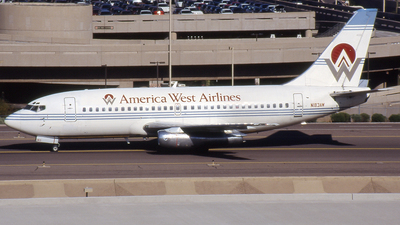 N183AW - Boeing 737-277(Adv) - America West Airlines