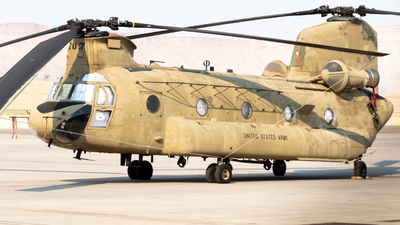 04-08707 - Boeing CH-47F Chinook - United States - US Army