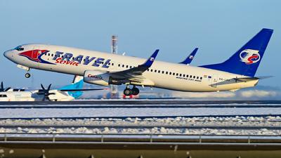 HA-LKG - Boeing 737-8CX - Travel Service Hungary