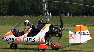 D-MEIL - Autogyro Europe MT-03 Eagle - Private