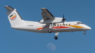 A picture of CFODL - De Havilland Canada Dash 8100 - Air Creebec - © Kevin Sung